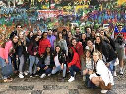 Students and Faculty Explore Europe