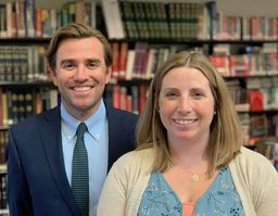 SJP Names New Acting Assistant Heads of School